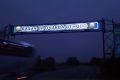 Реклама на входа на Видин с LED технология