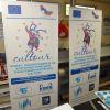 Рекламни рол-банери по проект