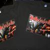 Изработване на тениски с цветен печат за концерта на Divlje Jagode