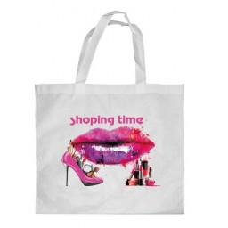 Пазарска чанта Shopping Time