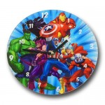 Детски часовник с анимационни герои