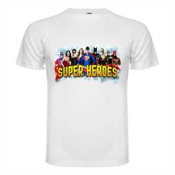 Детска тениска Super Heroes