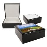 Луксозна кутия за бижута със снимка