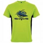 Мъжка спортна тениска Sharks