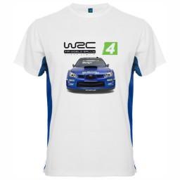 Спортна тениска WRC