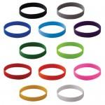 Силиконови гривни различни цветове